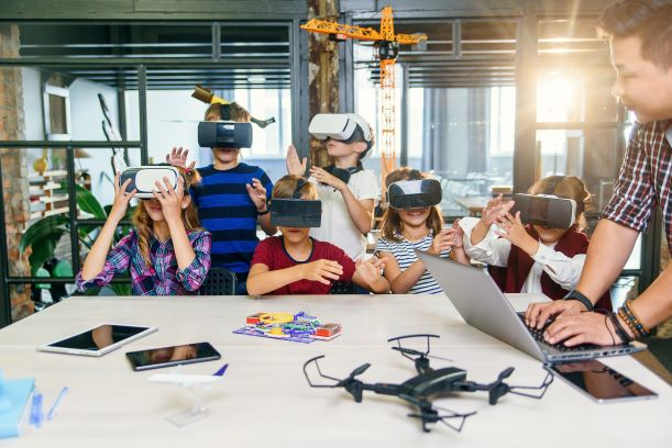 How Virtual Reality Is Being Used In Education