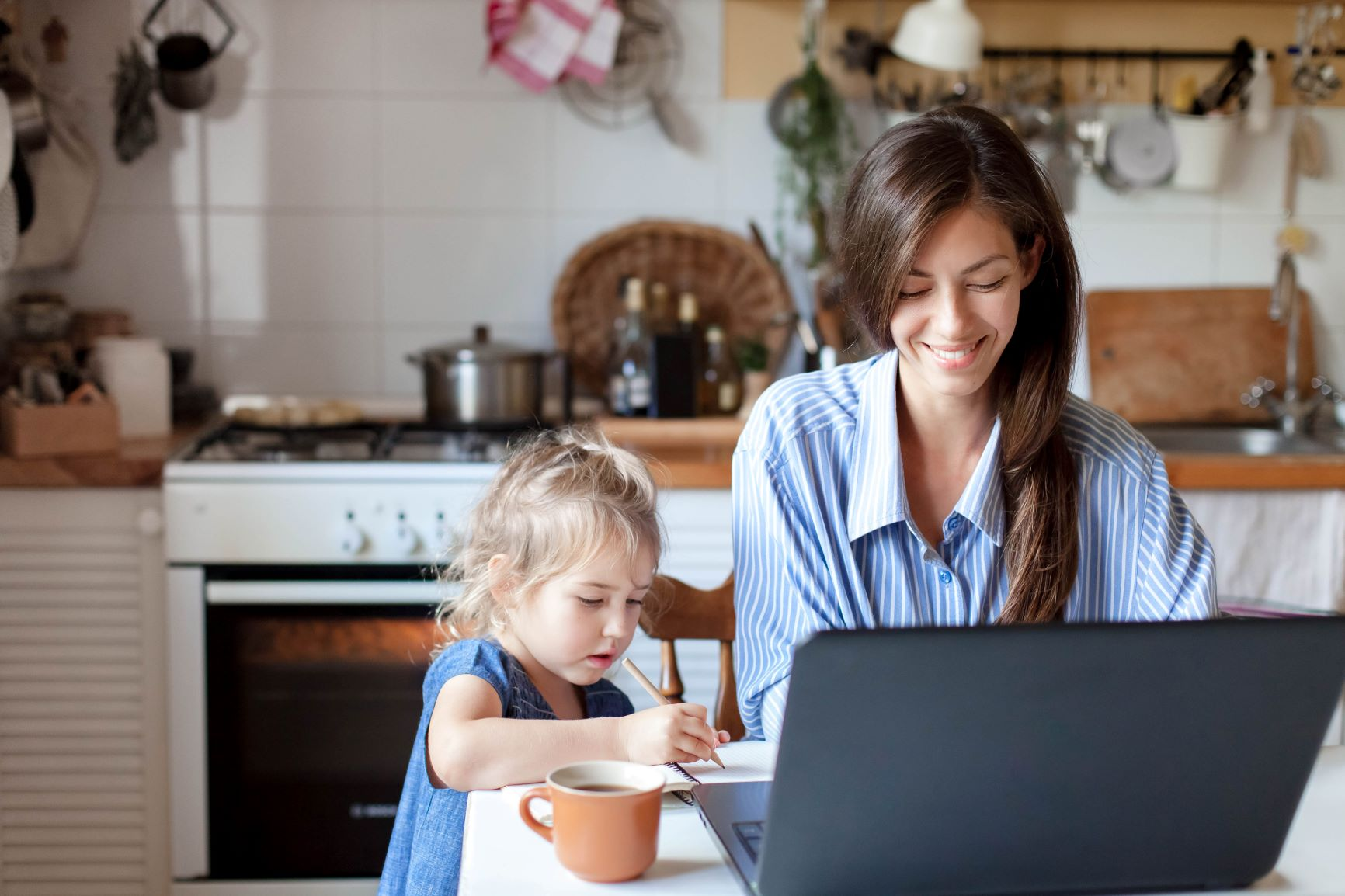 Will Working From Home Change Childcare Forever?