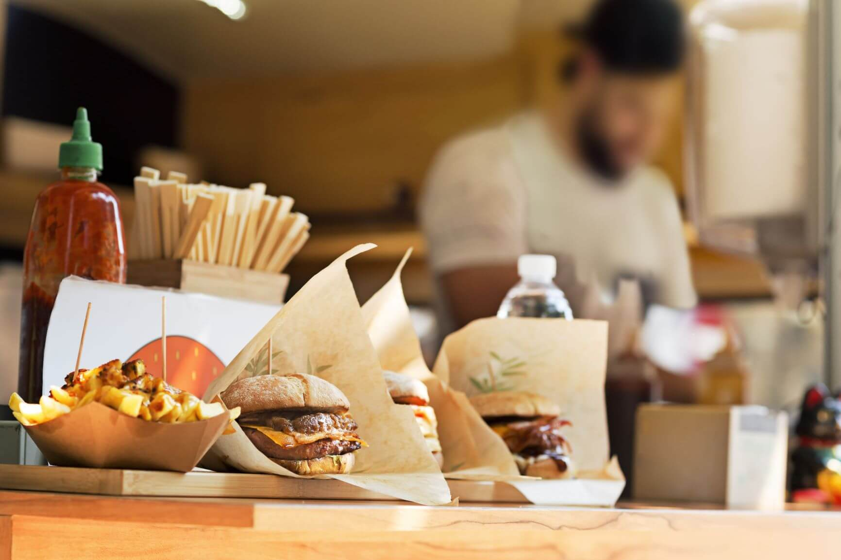Setting Up a Food Delivery Business