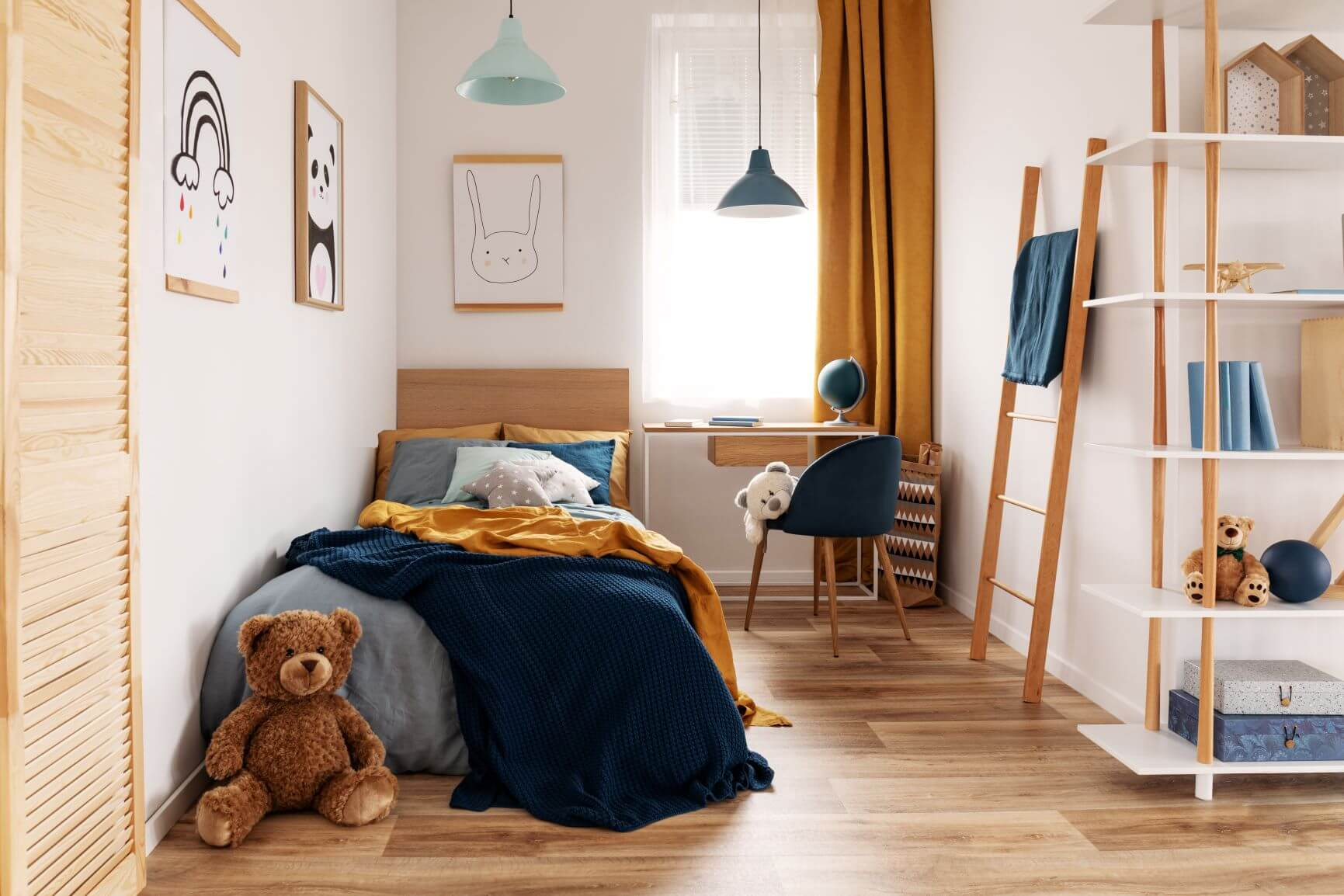 Child Friendly Flooring For Your Home