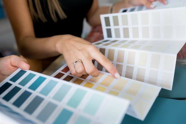 refresh your home's colour palette